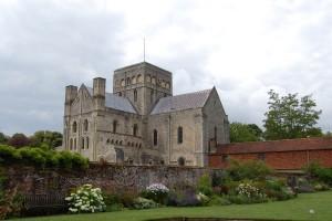 St cross Church-from-Masters-Garden-